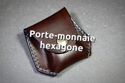 cours stage apprendre fabriquer porte monnaie en cuir